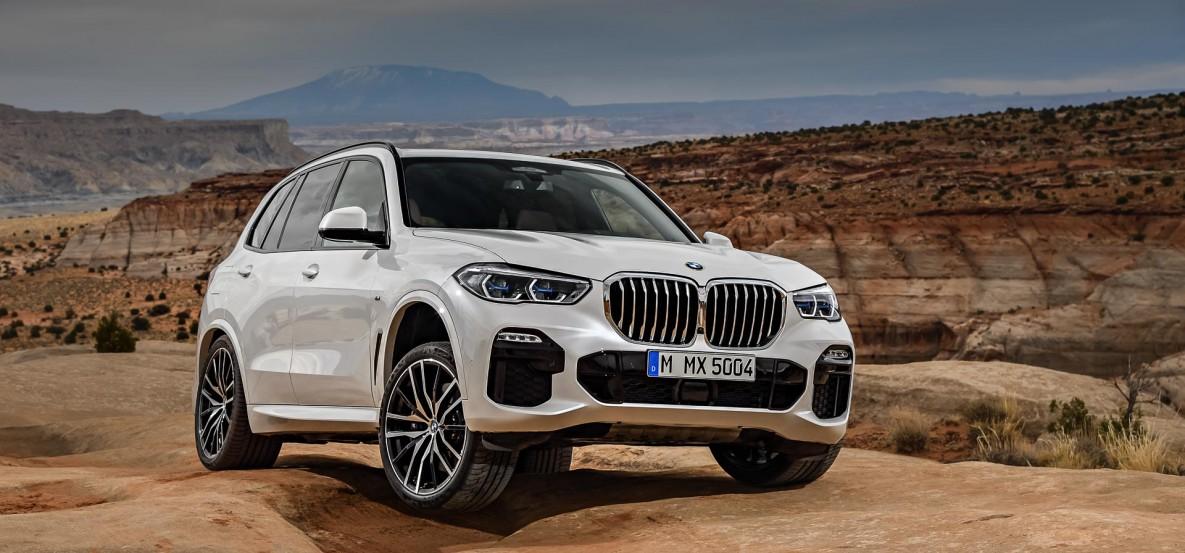 6687db1c91 Nové BMW X5. Prestížne SAV s najinovatívnejšími technológiami.