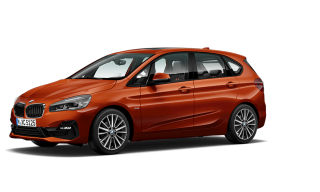 BMW radu 2 Active Tourer